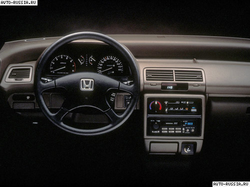 Honda Civic IV: 2 фото