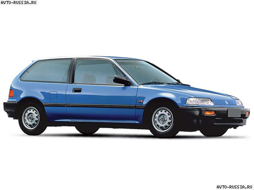 Honda Civic IV: 8 фото