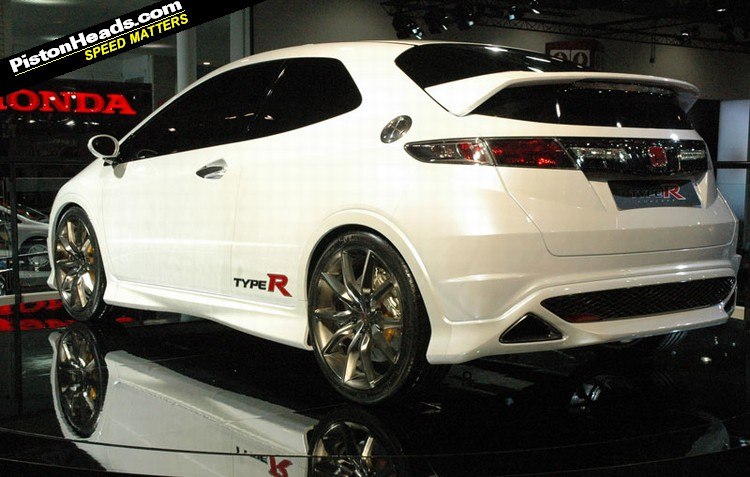 Honda Civic Type-R: 2 фото
