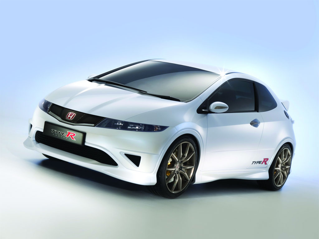 Honda Civic Type-R - 1024 x 768, 04 из 15