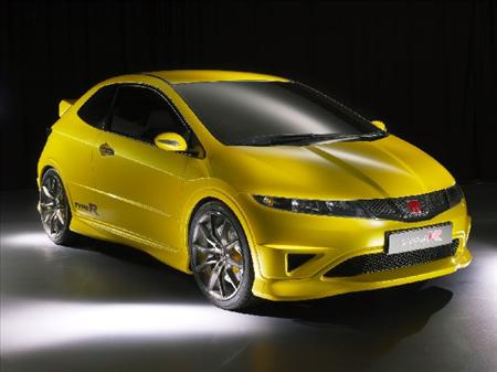 Honda Civic Type-R: 7 фото