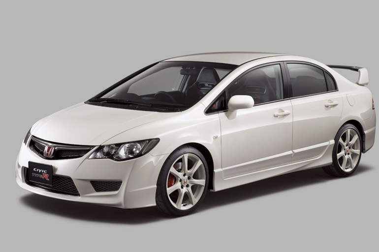 Honda Civic Type-R: 12 фото
