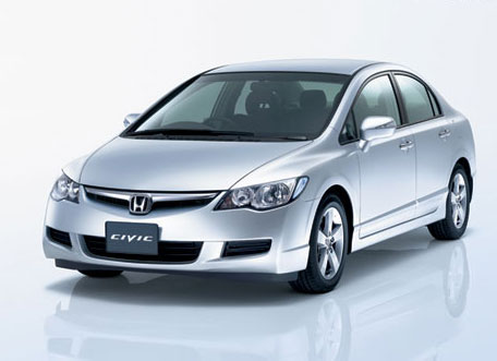 Honda Civic: 03 фото