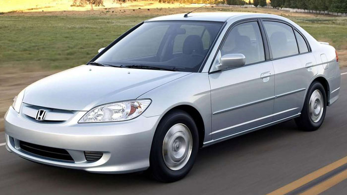 Honda Civic: 11 фото
