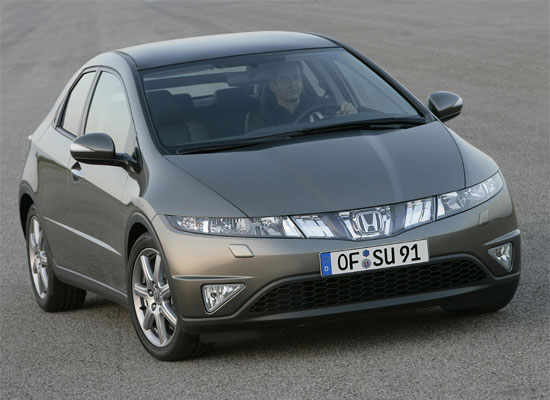 Honda Civic: 12 фото