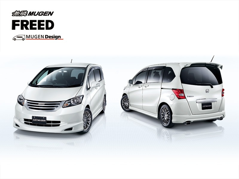 Honda Freed: 05 фото