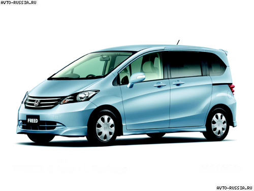 Honda Freed: 7 фото