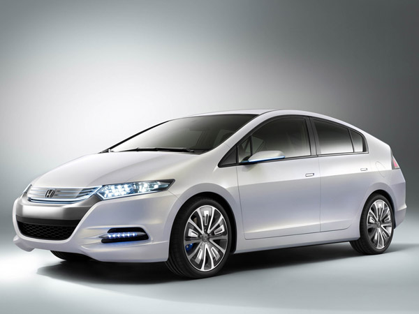 Honda Insight: 05 фото