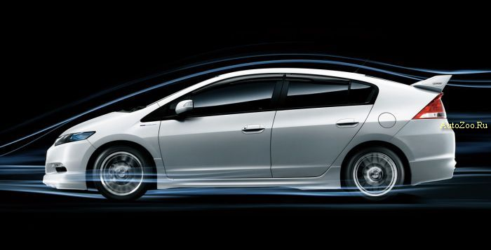 Honda Insight: 10 фото