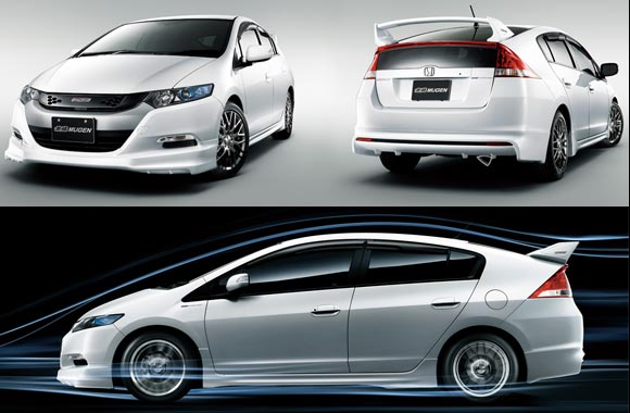 Honda Insight: 11 фото