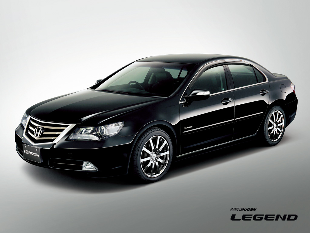 Honda Legend I: 03 фото
