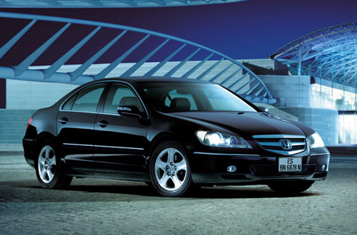 Honda Legend I: 05 фото