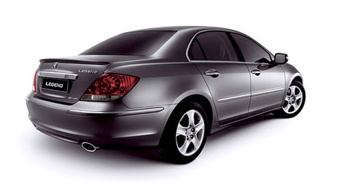 Honda Legend I: 08 фото