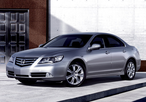Honda Legend I: 10 фото
