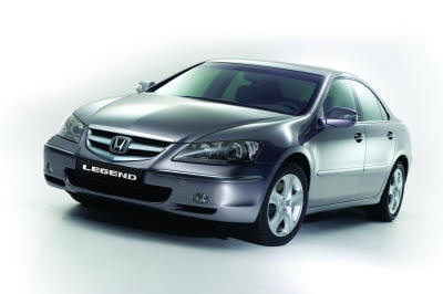 Honda Legend I: 12 фото