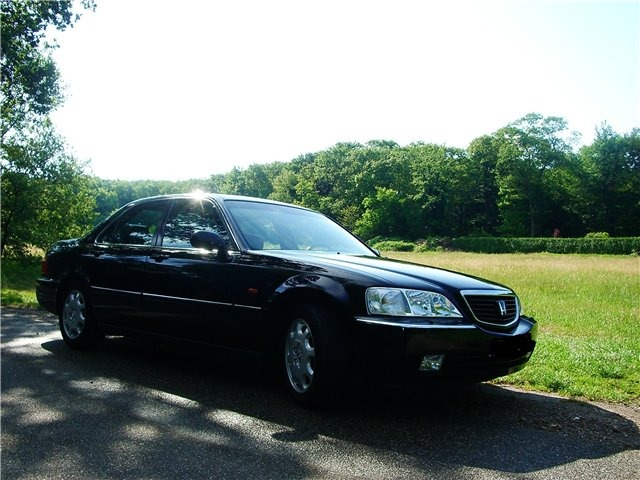 Honda Legend III: 06 фото