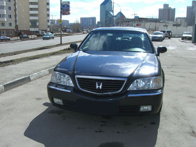 Honda Legend III: 11 фото