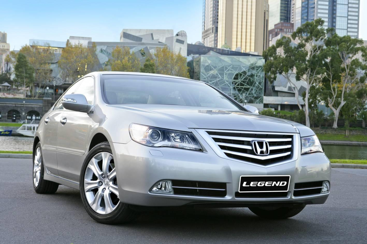 Honda Legend: 09 фото