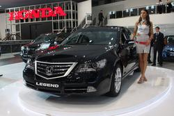 Honda Legend: 10 фото