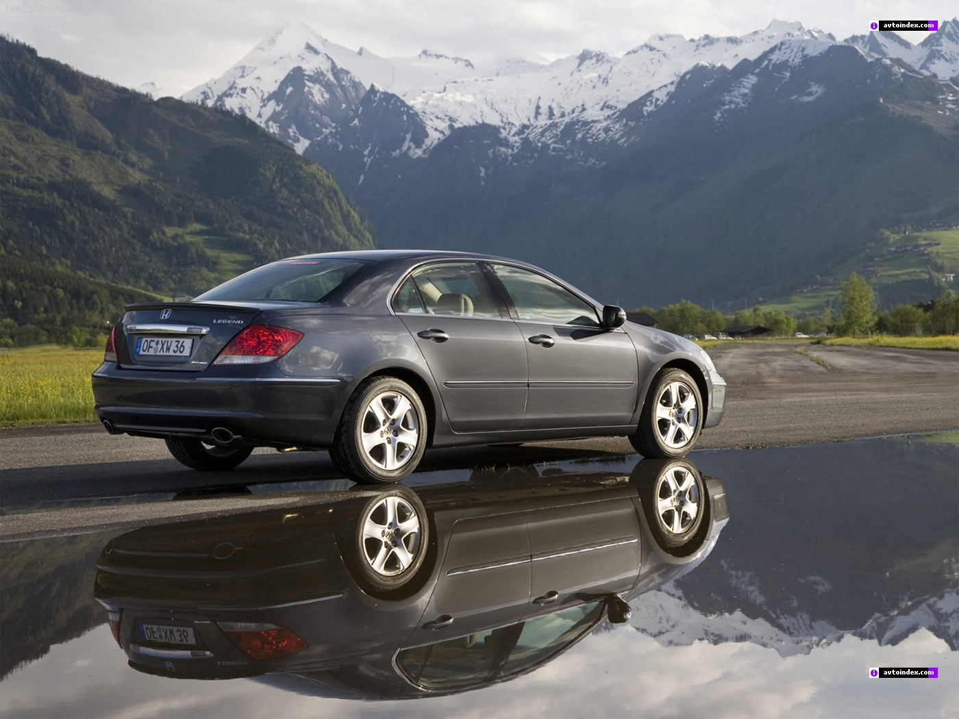 Honda Legend: 12 фото