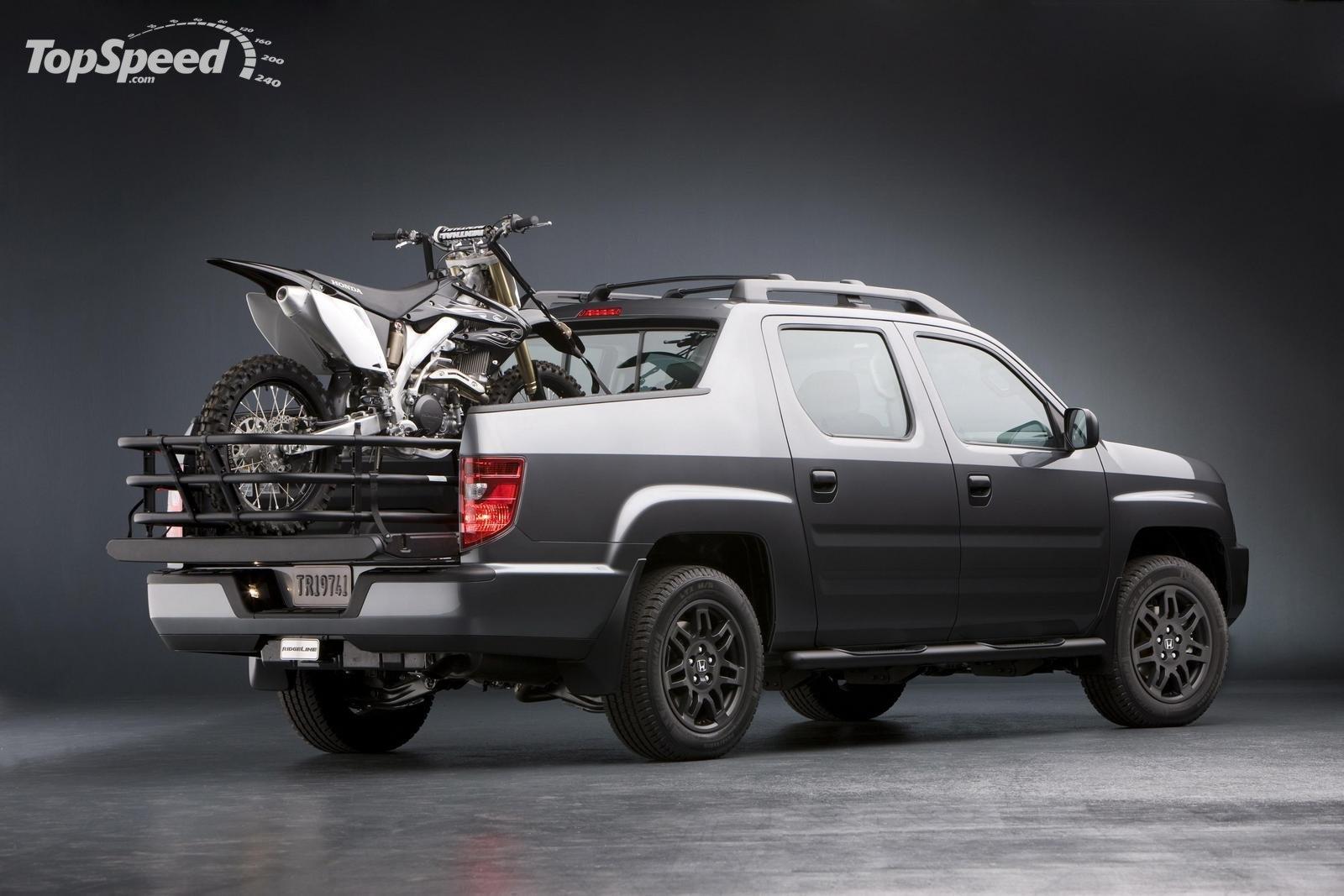 Honda Ridgeline: 10 фото