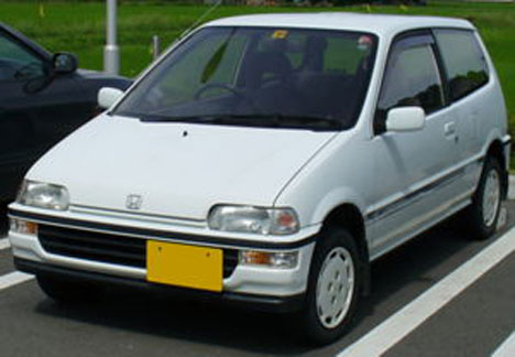 Honda Today: 7 фото