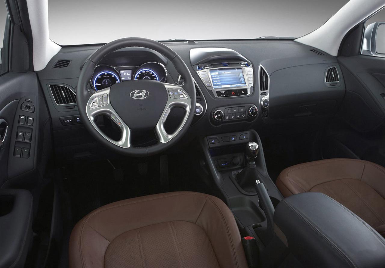 Hyundai ix35 02 фото