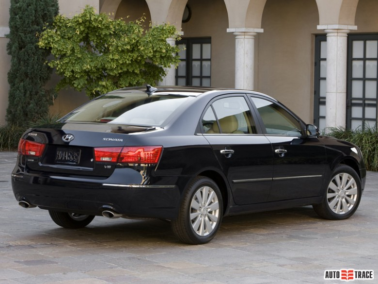 Hyundai Nf Sonata 07 фото