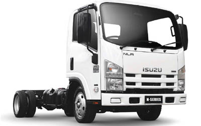 Isuzu N-Series: 4 фото