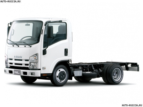 Isuzu N-Series: 9 фото