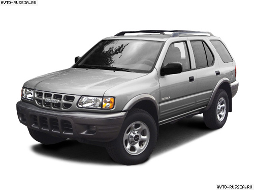 Isuzu Rodeo: 03 фото