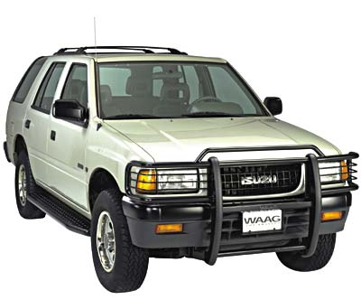 Isuzu Rodeo: 06 фото