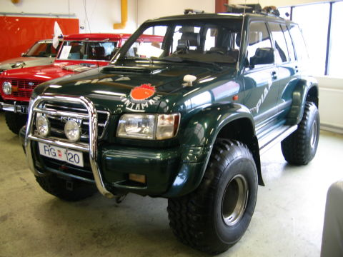 Isuzu Trooper - 480 x 360, 09 из 18