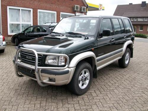 Isuzu Trooper: 12 фото