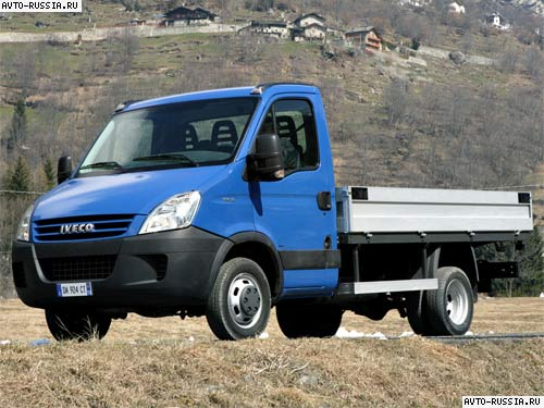Iveco Daily Chassis Cab: 01 фото