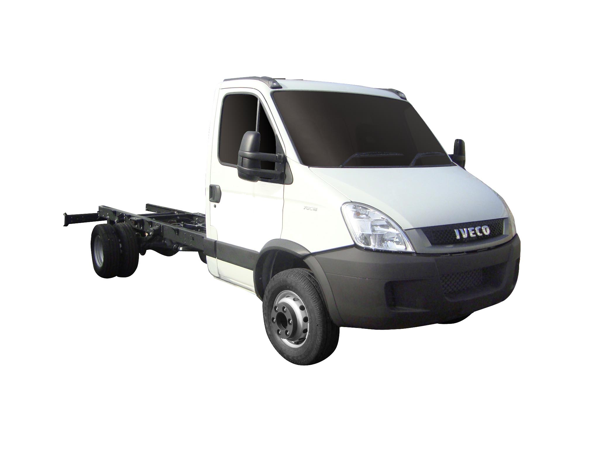 Iveco Daily Chassis Cab: 02 фото