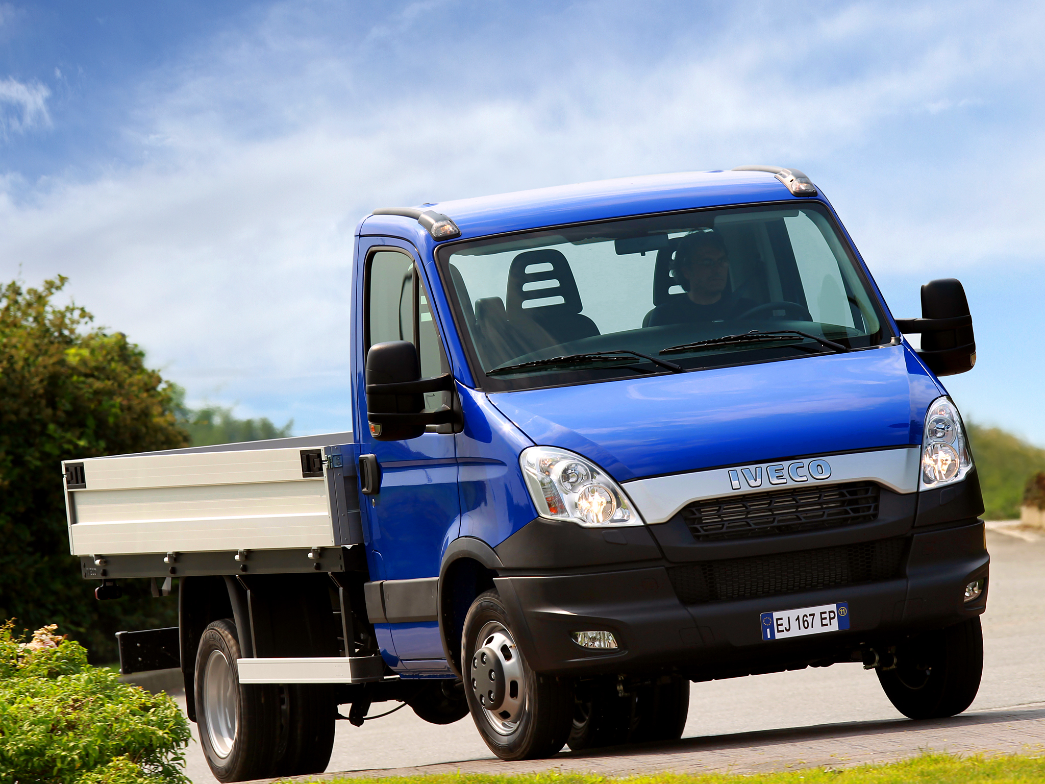 Iveco Daily Chassis Cab: 05 фото