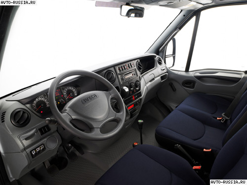 Iveco Daily Chassis Cab: 06 фото