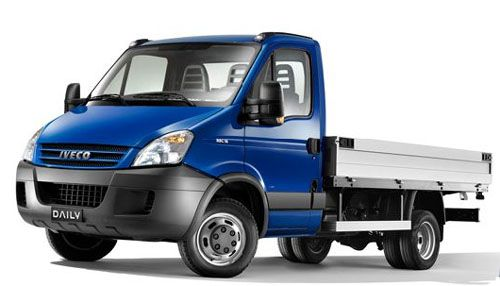 Iveco Daily Chassis Cab: 07 фото