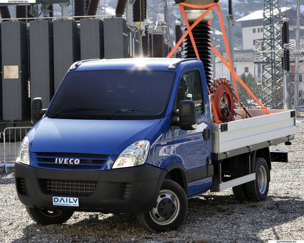 Iveco Daily Chassis Cab: 08 фото