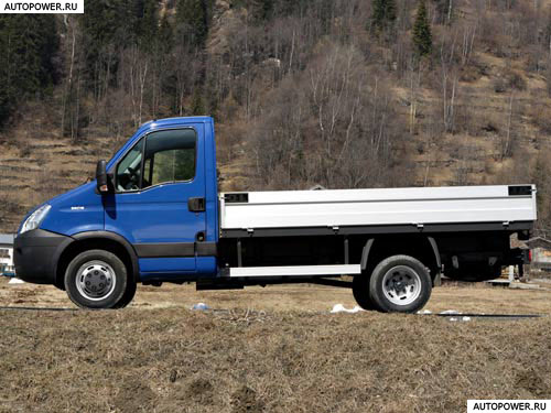 Iveco Daily Chassis Cab: 09 фото
