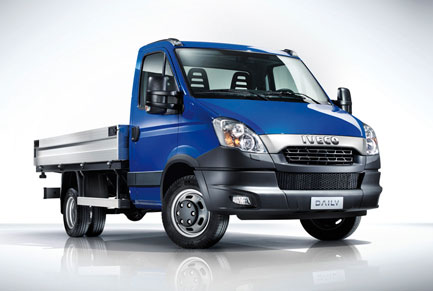 Iveco Daily Chassis Cab: 10 фото