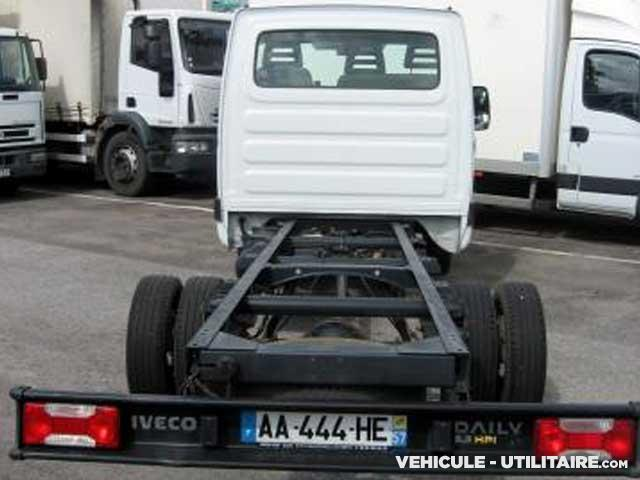 Iveco Daily Chassis Cab: 11 фото