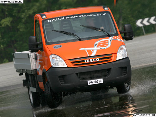 Iveco Daily Chassis Cab: 13 фото