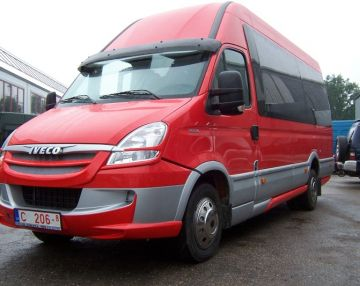 Iveco Daily: 4 фото