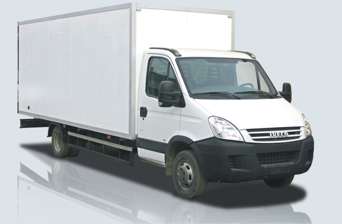 Iveco Daily: 8 фото