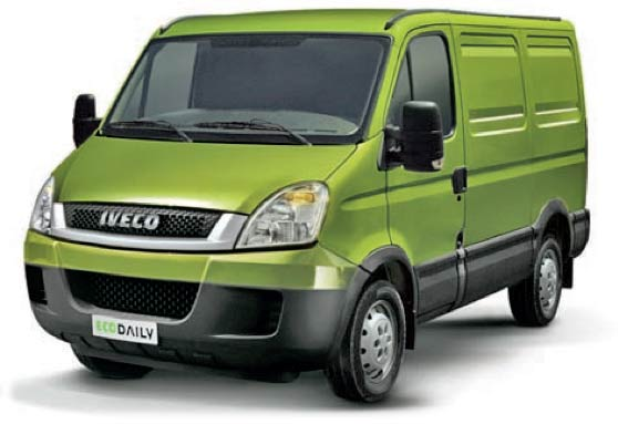 Iveco Daily: 9 фото