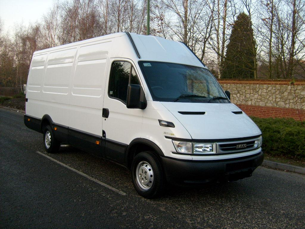 Iveco Daily: 10 фото