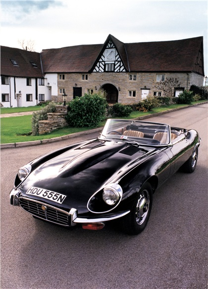 Jaguar E-Type: 4 фото