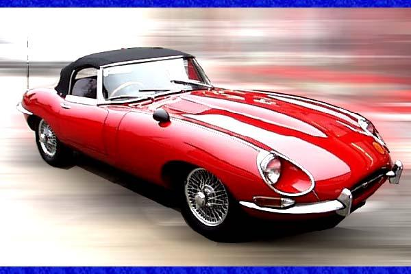 Jaguar E-Type: 7 фото